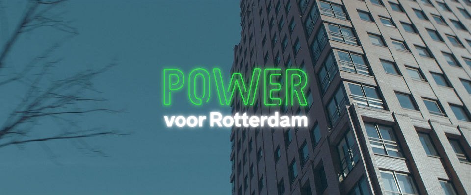 Power voor Rotterdam