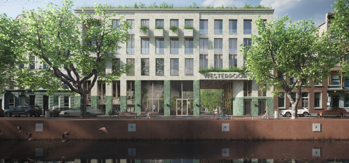 Pand Westersingel