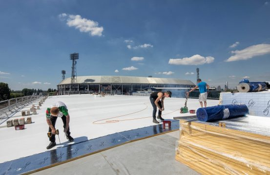 Topsportcentrum - Eric Fecken