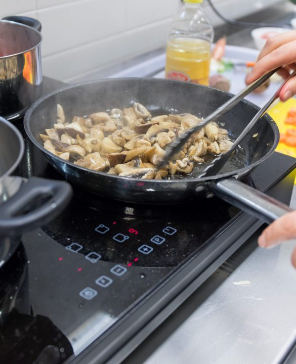 Elektrische kookplaat