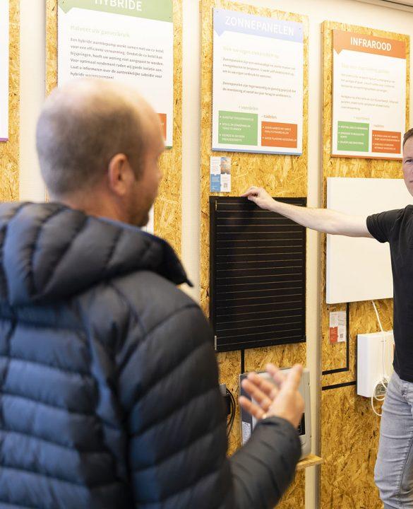 Energietransitielening - Duurzaamheidswinkel