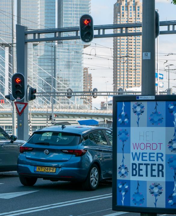 Luchtkwaliteit van Rotterdam veel beter tijdens lockdown_header