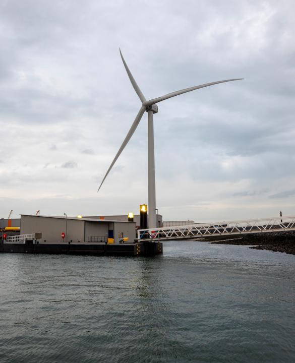 Meer schone windenergie in Rotterdam_header