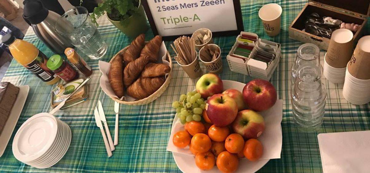 Rdam-ontbijt duurzaamheidswinkel