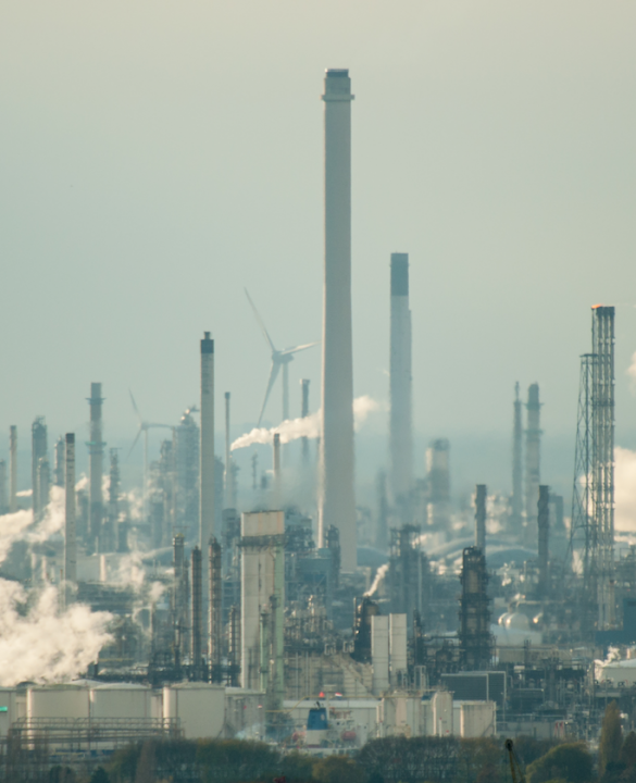Rotterdamse industrie aan de waterstof_header